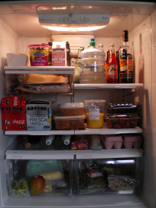 My Refrigerator and the Parallel Universe