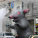 A Giant Rat Grows in Brooklyn