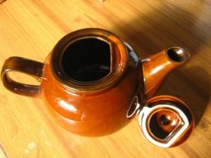 When the Tea Pot's Empty, What's Next?
