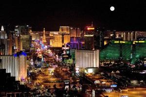 What Happens in Vegas Stays in Vegas on Halloween