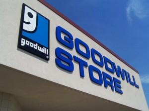 Black Men Should Run The Goodwill Stores