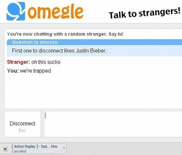 talk to gay strangers online