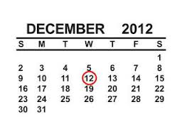 The Mystical 12-12-12