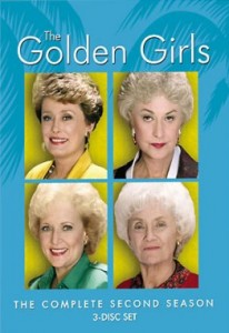 Golden Girls Season 2 DVD Review