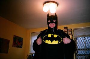 The New Batman of Santa Rosa Junior College