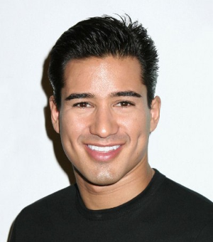 I call Mario Lopez for my hovel-mate ... and birthing partner.