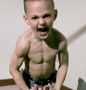 """Call me a baby dick, bro! I f**king dare you!"""