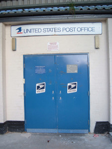 The Post Office Is the Happy Place to Be