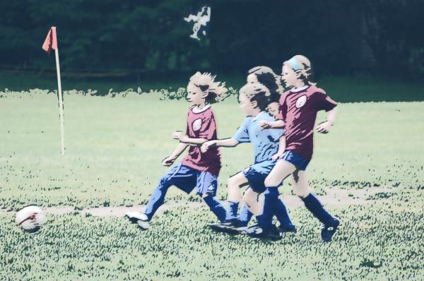 Childrens' Soccer: Unleashing Your Inner Lunatic