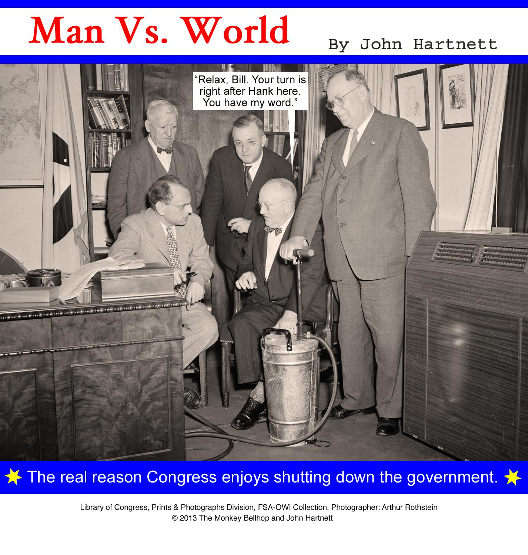 government shutdown, congress, politcal humor, republicans, democrats, obamacare