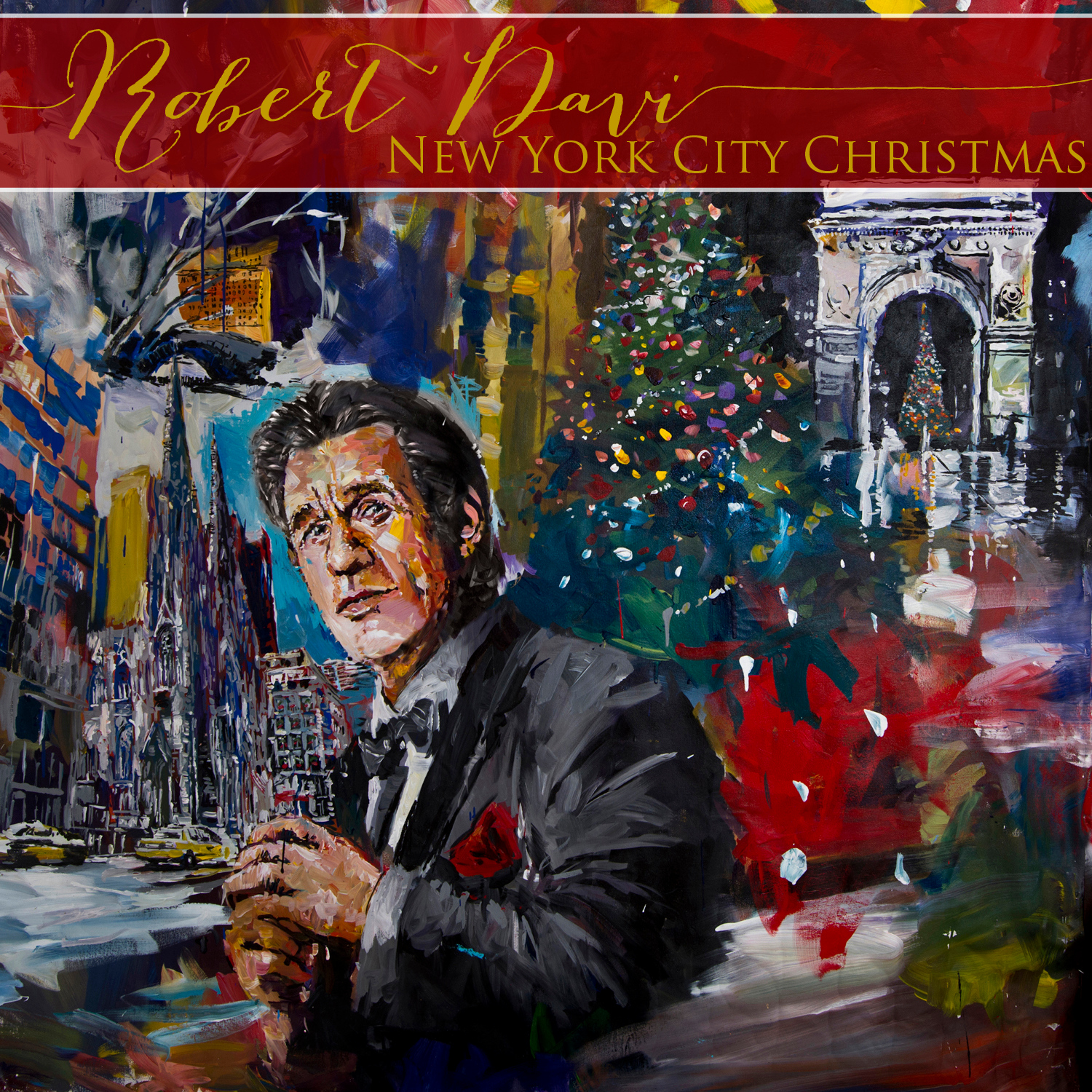 Goonies Tough Guy Robert Davi Tackles Christmas with A New Tune