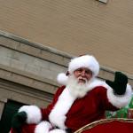 Santa After Christmas