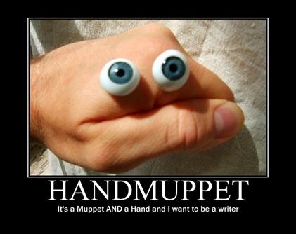 handmuppet