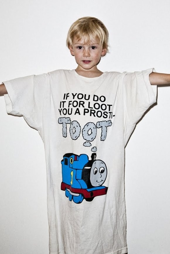 Thomas the Insightful Tank Engine