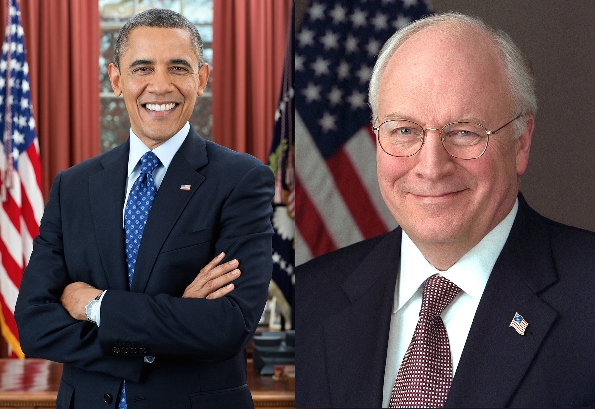 Barack Obama, Dick Cheney, and Me: We're All Related