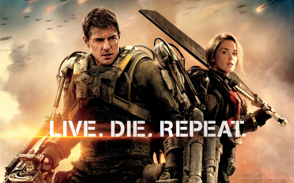"Move review: ""Edge Of Tomorrow Tomorrow Tomorrow …"""