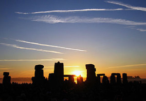 Stonehenge Mystery Solved. Ancients Used Stones to Catch Some Rays