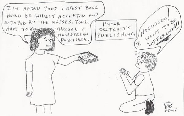 Phillip Dillman and HO Press