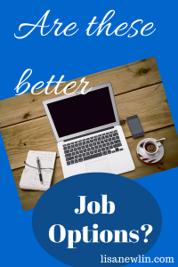 Better job options-