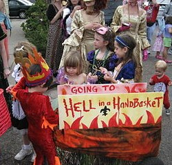 """Sayings That Suck or Idiotic Idioms #2 """"Going to Hell in a Hand Basket"""""""