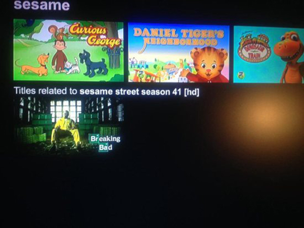 Are you sure, Netflix?
