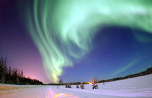 Companies Scramble to Buy Xmas Air Time on Northern Lights