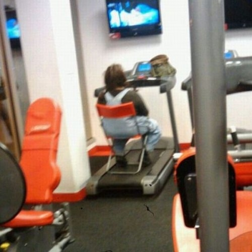 The Gym Is A Vehicle Of Deception