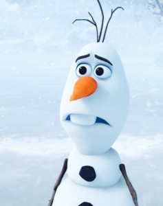 I don't want to build a snowman
