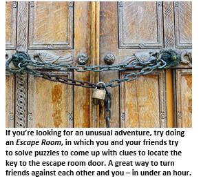 Mission Impossible: My brave escape from an Escape Room