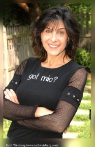 HumorOutcasts Radio – Interview with Ruth Weisberg
