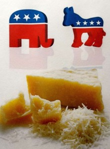 Bipartisan Parmesan: The Cheesy Side of Politics – Lever No. 2