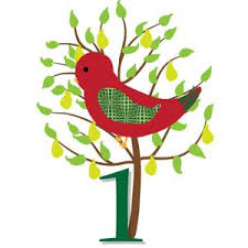 Partridge in a pair tree