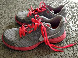 Sneakers for Color Run