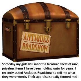 Antiques - trunk