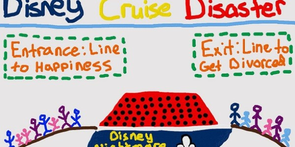 Disney Cruise Disaster