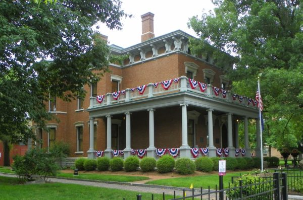 Benjamin Harrison Home Indy