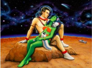 """Amor Alien"" by Laura Molina"