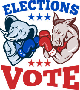 elephant-donkey-rep-demo-TXT-VOTE