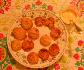 Fried Green Tomatoes and In A Gadda Da Vida