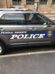 A Day in the Life of a Federal Reserve Cop