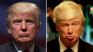 Trump whines about Alec Baldwin's impression of him on SNL