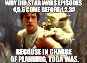 Surprise! Latest Star Wars Movie Is Actually A Musical! OH, NOOOOOOO!