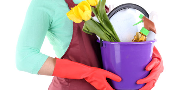 9 Strategies to help you conquer spring cleaning