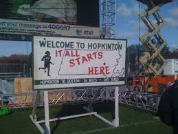 Image result for porta potties hopkinton