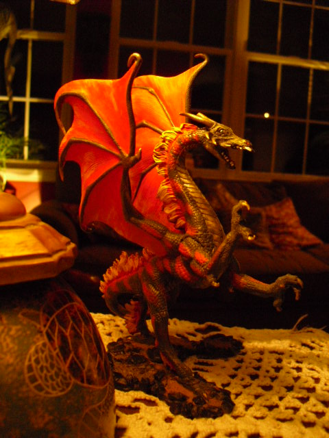 Dragon-orange-great