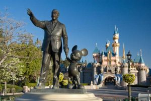 There are rules to obey on a trip to Disneyland