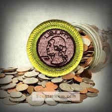 Image result for coin collecting merit badge
