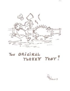 Thanksgiving Turkey Trot: