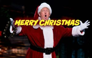 Merry Christmas, Mr. Trump, In Keeping With The Situation