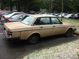 Image result for beat up volvo